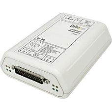 StarTechcom 4 Port RS232 Serial over