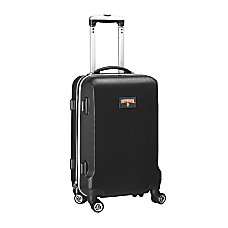 Denco Sports Luggage NCAA ABS Plastic