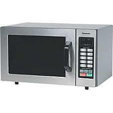 Panasonic 1000 Watt Commercial Microwave Oven