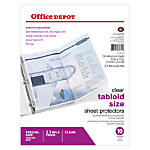 Office Depot Brand Tabloid Size Sheet