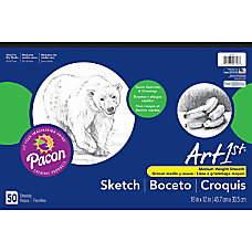 Pacon Art1st Sketch Pad 12 x
