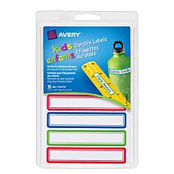 Avery Kids Permanent Waterproof Labels 3