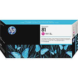 HP 81 C4952A Magenta Dye Printhead