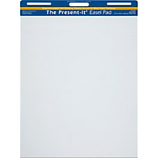 The Present It Flip Chart Pad