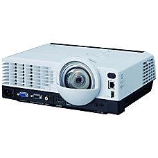 Ricoh WX4241N 3D DLP Projector HDTV