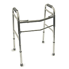 DMI Adjustable Aluminum Folding Walkers 31