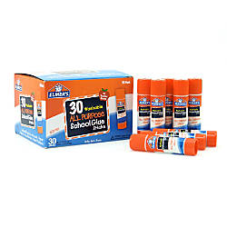 Elmers Glue Stick Classroom Pack All