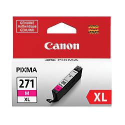 Canon CLI 271XL High Yield Magenta