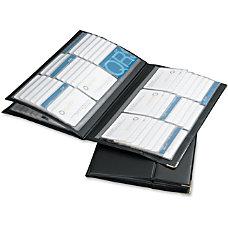Rolodex Vinyl Business Card Book 192
