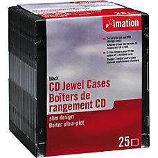 Imation Slim Design Media Storage CD