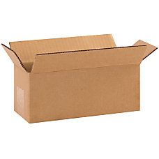 Office Depot Brand Long Boxes 10