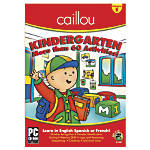 Cosmi Caillou Kindergarten For PC Traditional