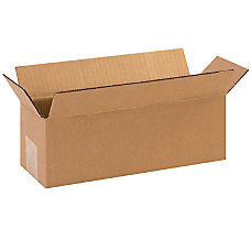 Office Depot Brand Long Boxes 12