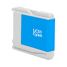 Hoffman Tech Remanufactured Ink Cartridge Cyan