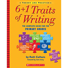 Scholastic 61 Traits Of Writing The