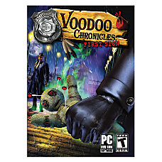 Cosmi Voodoo Chronicles First Sign For