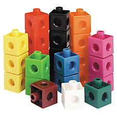 Learning Resources Snap Cubes 1 piece