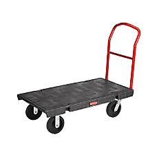 Rubbermaid Heavy Duty Platform Truck Cart