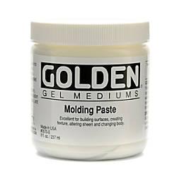 Golden Molding Paste Standard 8 Oz