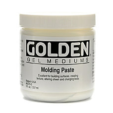 Golden Molding Paste Standard 8 Oz