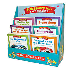 Scholastic Folk And Fairy Tale Easy