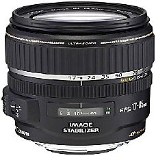 Canon EF S 17 85MM f4