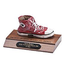 Extra Distance Went Shoe Base Award