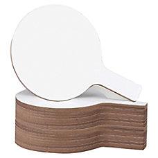 Flipside Mini Dry Erase Answer Paddles