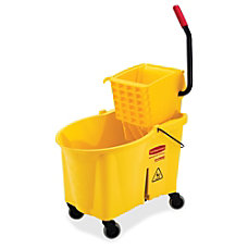 Rubbermaid EZMT Bucket With Sideward Pressure