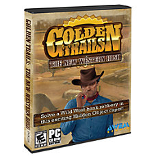 Cosmi Golden Trails 1 For PC