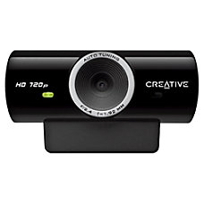 Creative Live Cam Webcam 30 fps