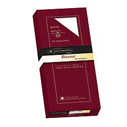 Southworth 100percent Cotton Envelopes 10 4