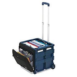 Foray Rolling Cart Jockey By Office Depot Amp Officemax