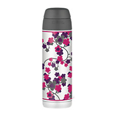 Thermos Hydration Bottle 18 Oz Cherry