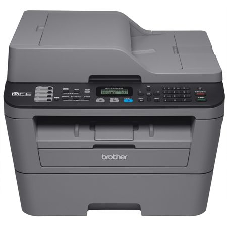 Brother Wireless Laser All-In-One Printer, Scanner, Copier, Fax, (MFC-L2700DW) - $99.99 FS @ Office  online deal