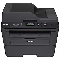Brother Wireless Monochrome Laser Printer DCPL2540DW