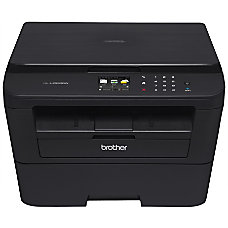 Brother Wireless Monochrome Laser Printer HLL2380DW