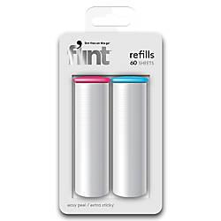 Flint Lint Roller Refills Pack Of
