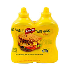 Frenchs Classic Yellow Mustard 30 Oz