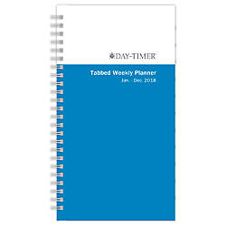Day Timer Weekly Appointment Book Refill