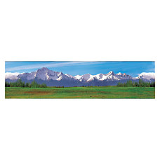 Scholastic Mountains Jumbo Borders 9 x