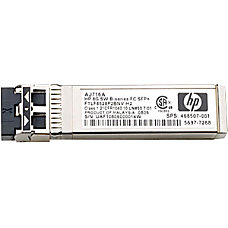 HP 10GbE Short Wave SFP Module