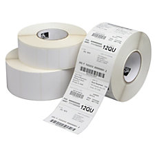 Zebra Label Paper 225x125in Direct Thermal
