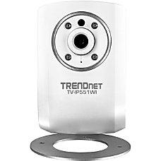 TRENDnet TV IP551WI Network Camera Color