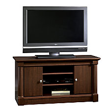 Sauder Palladia Engineered Wood Entertainment TV