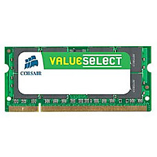Corsair Value Select 1GB DDR SDRAM