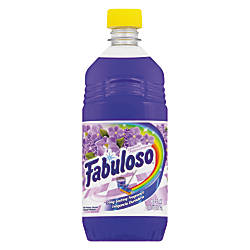 Fabuloso Multipurpose Cleaner Lavender Scent 169