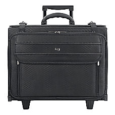 Solo 17 Classic Rolling Catalog Case