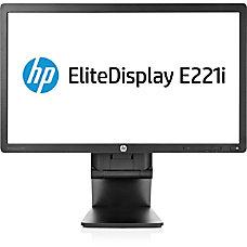 HP Elite E221i 215 LED LCD