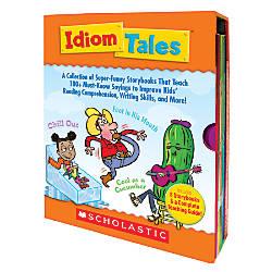 Scholastic Idiom Tales